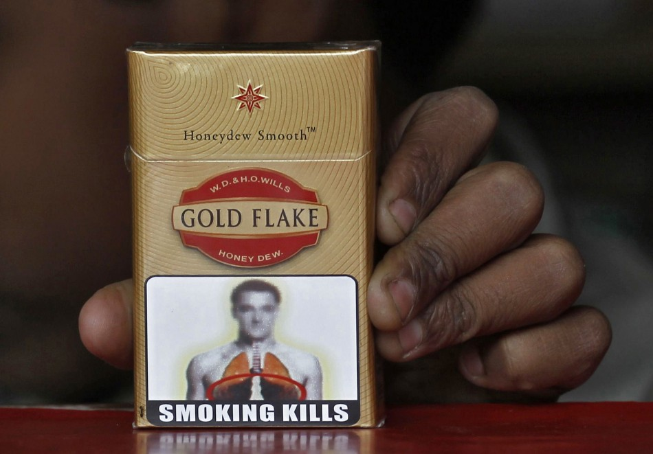 Death due to smoking are on the rise.