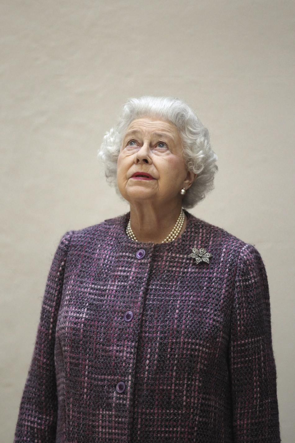 Britain039s Queen Elizabeth attends the official reopening of Kensington Palace in London