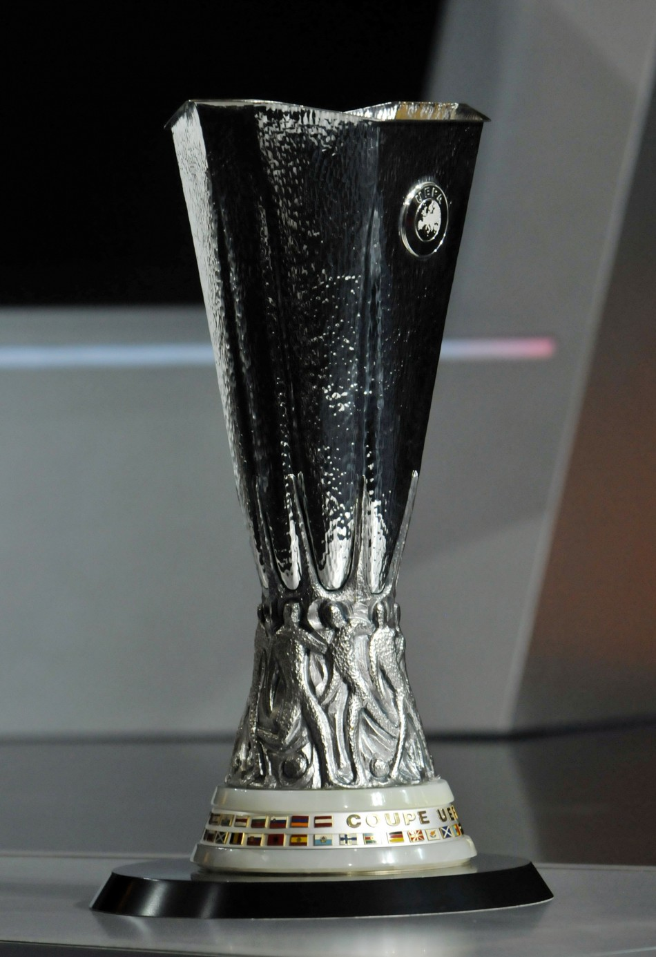 2011/12 UEFA Europa League Trophy