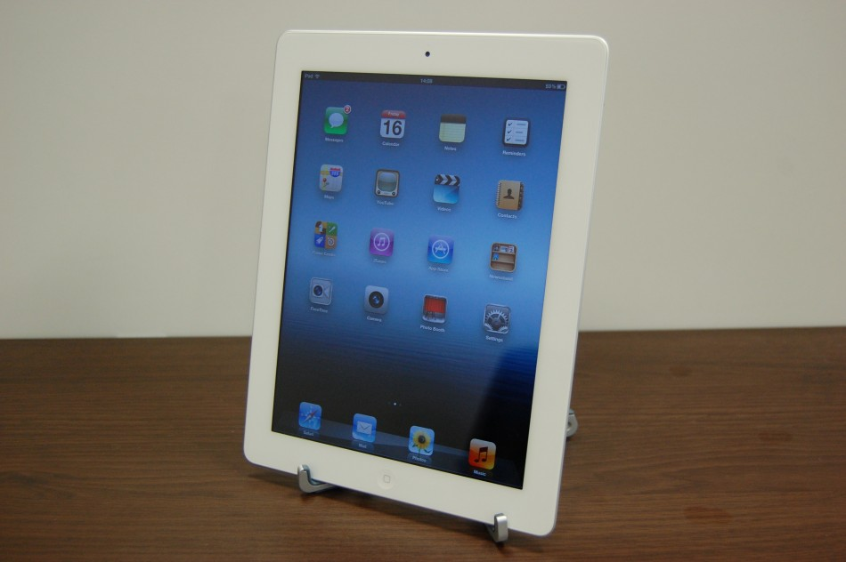 Apple ipad 3 review International business times alastair charlton