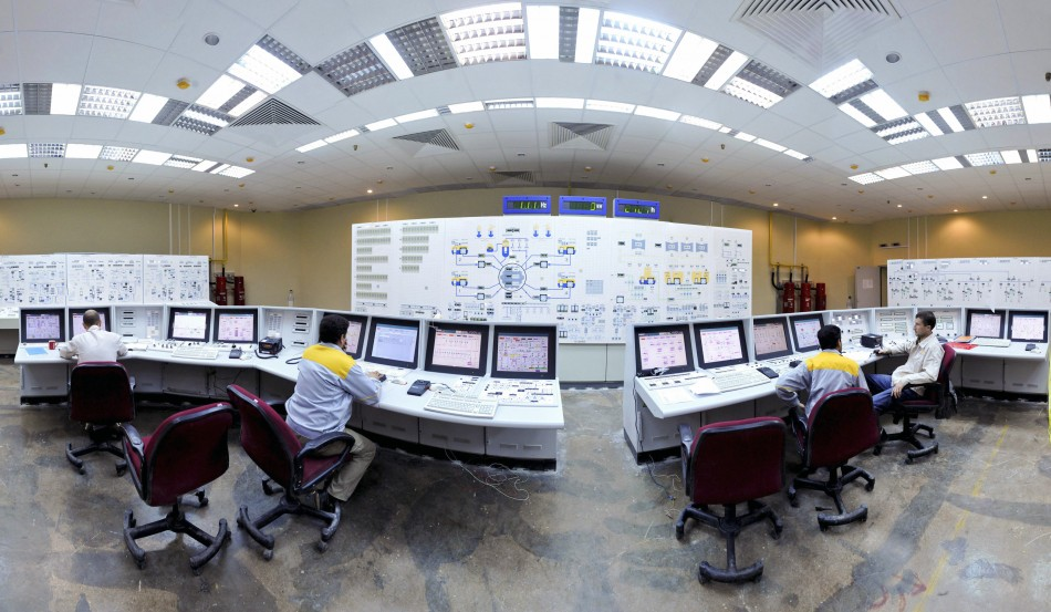 Bushehr nuclear plant Iran