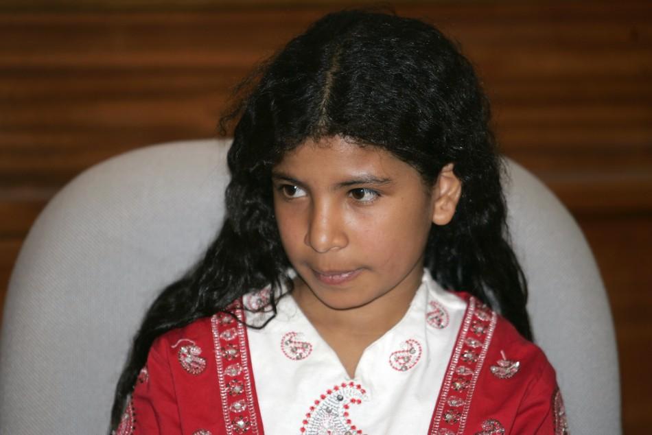Yemeni Nujood Ali, Yemeni child bride
