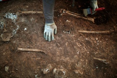 Spanish Civil War Mass Grave Discovered in Teba Cemetery