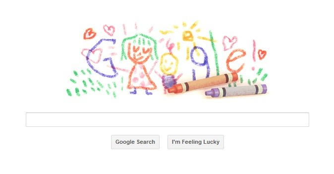 Google Celebrates Mother's Day