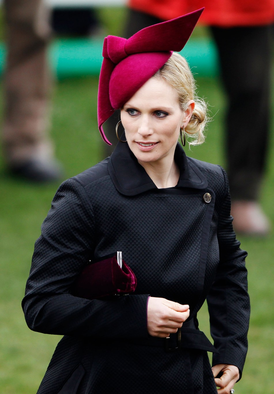 Royal Fashionista: Zara Phillips' Fashion Hits through the Years