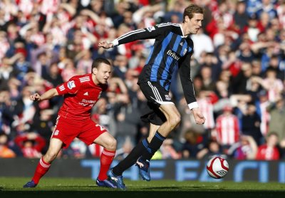 Soccer - FA Cup - Quarter Finals - Liverpool v Stoke City - Anfield