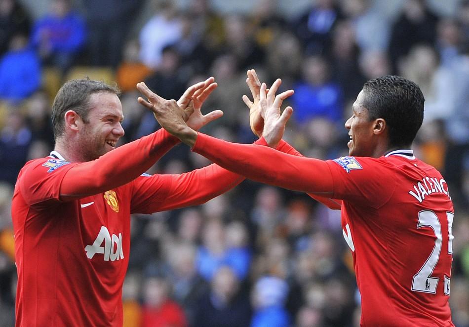 Soccer - Barclays Premier League - Manchester United v Wolverhampton Wanderers - Molineux