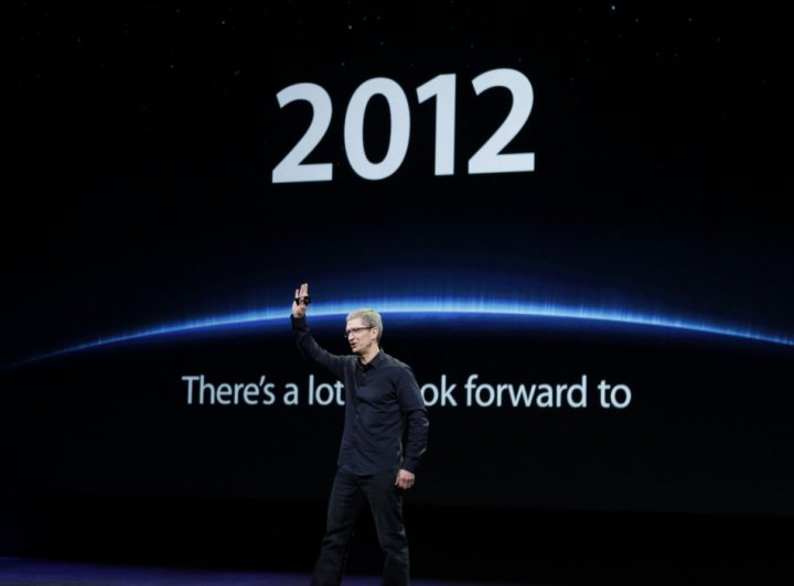 Apple CEO Time Cook
