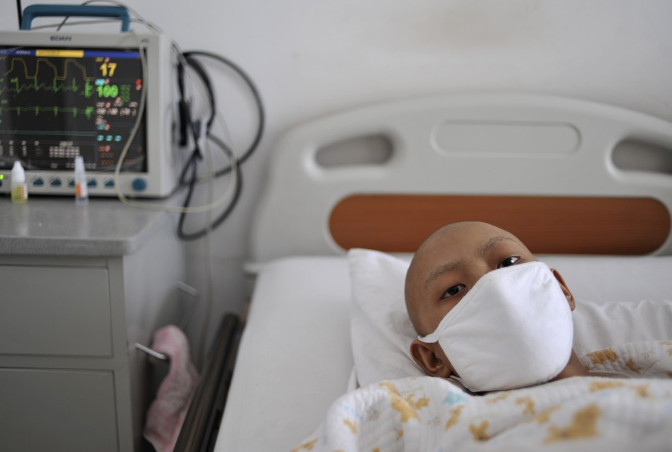 Natural Gamma Rays Connected to Occurrence of Childhood Leukemia