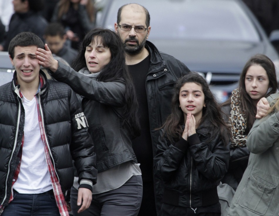 Toulouse Jewish school shooting