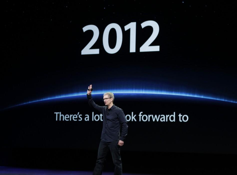 Apple Announces Dividend Program