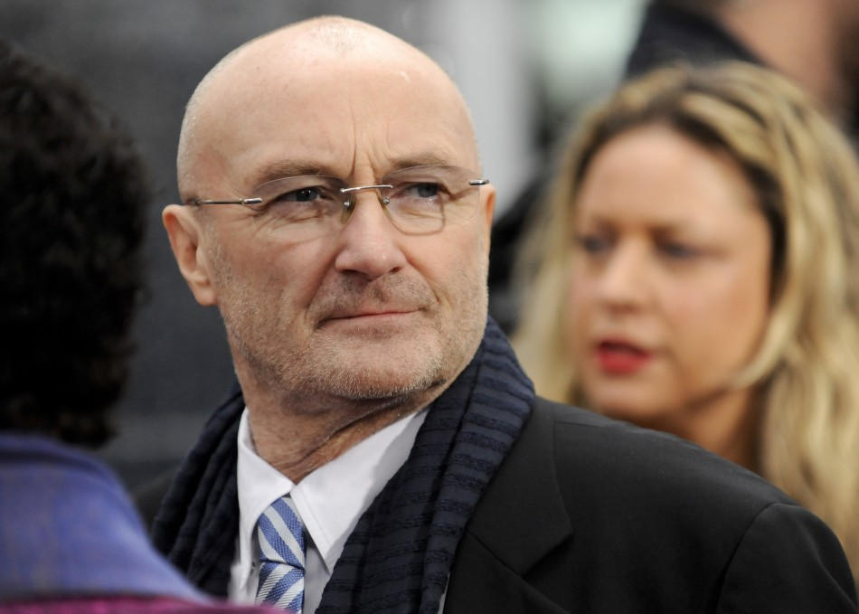 Phil Collins announces new comeback tour next summer