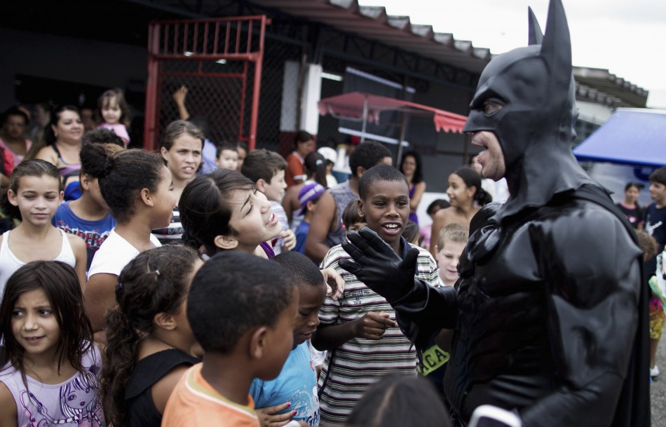 Brazilian Batman