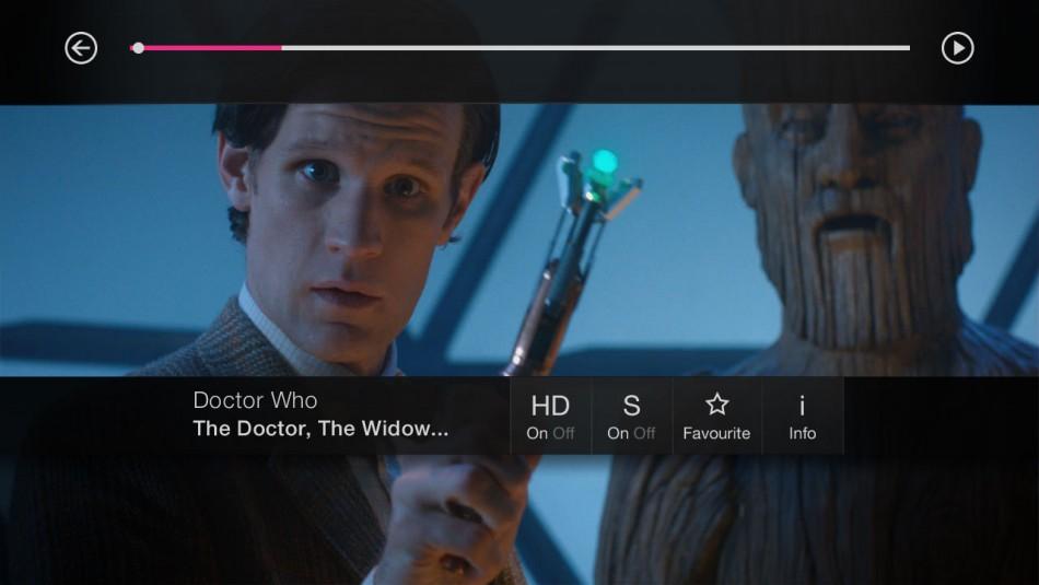 BBC iPlayer on Xbox 360