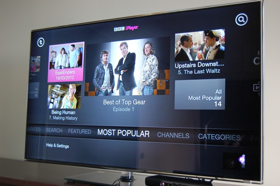 iPlayer for Xbox