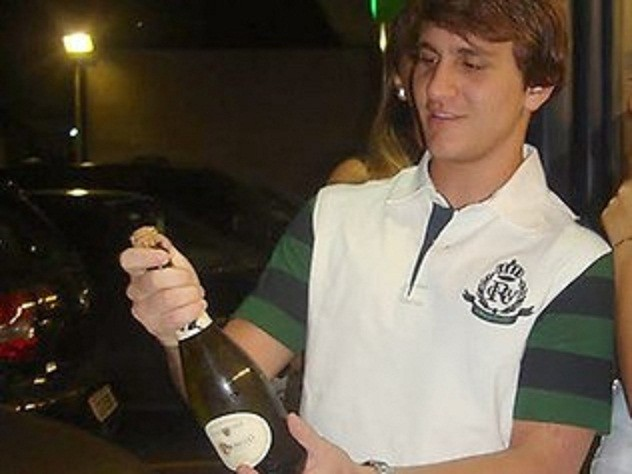 Brazilian student Roberto Laudisio died after been Tasered by Sydney police (Facebook)