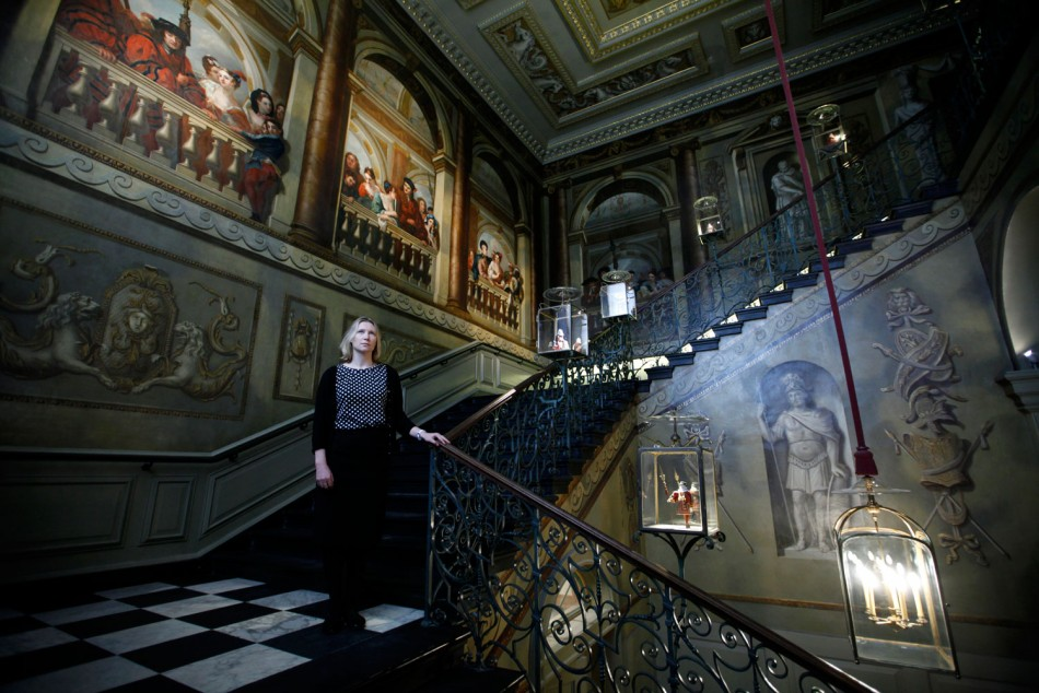 Pictures: Kensington Palace Reopens After 12 Million Pounds Renovation
