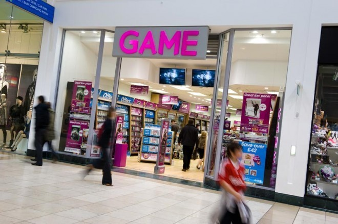 Game Group Shares Suspended