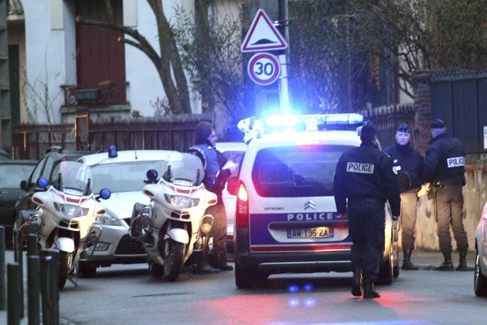 Toulouse Ozar Hatorah gunman raid