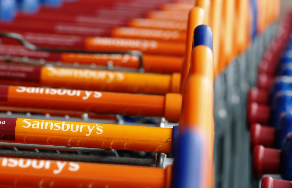 Sainsbury's announces rise in annual sales