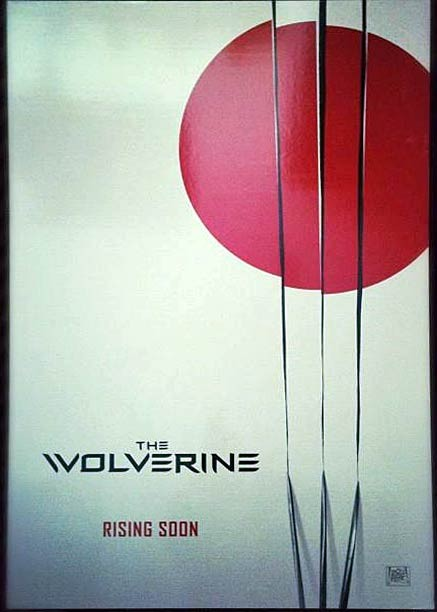 First poster of The Wolverine has been released online