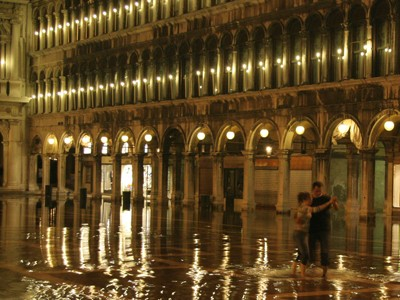 Venice is Sinking Says Researchers
