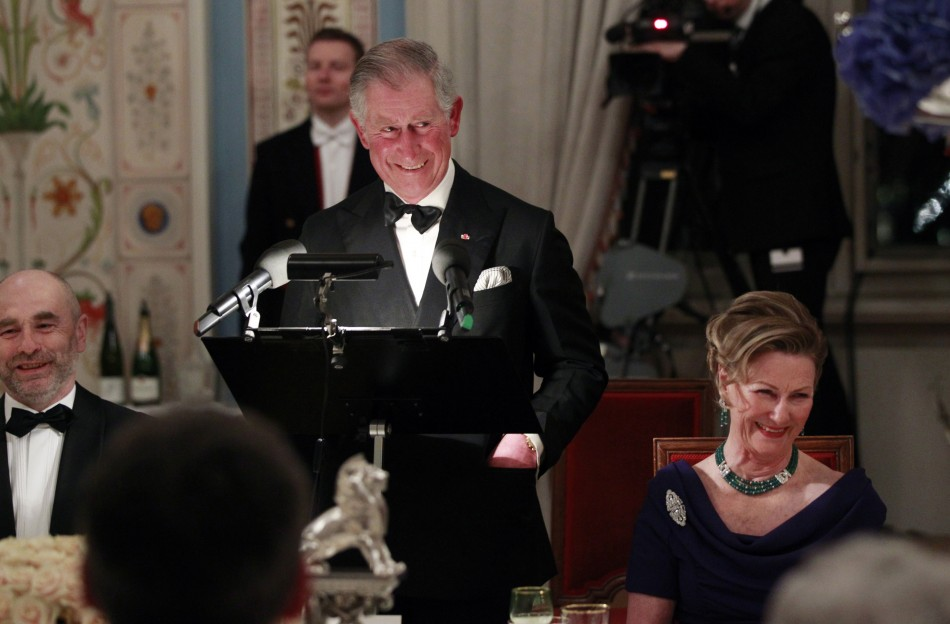 Prince Charles Warns of Catastrophic Change of Inaction on Climatic Change