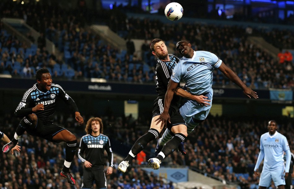 Chelsea Vs Manchester City 2012: Manchester City Vs Chelsea: Super Sub Tevez Sinks Blues