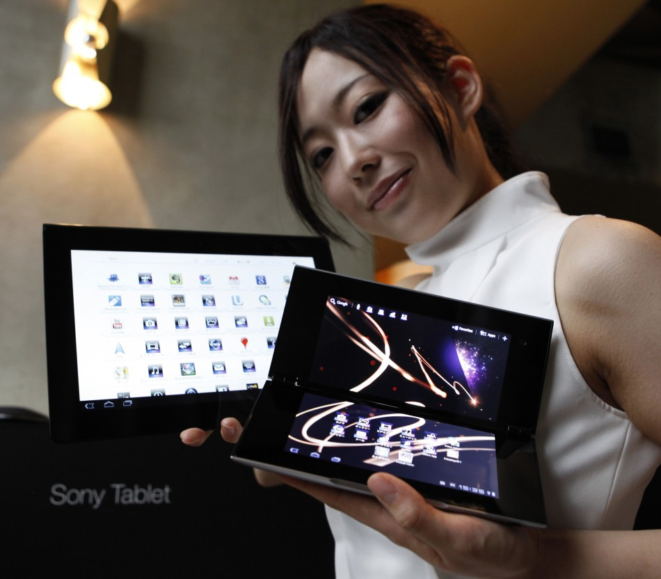 Sony Tablet P Sony Tablet S