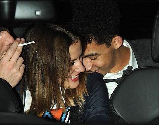 Caroline Flack and Jordan Stephens rumoured to be dating