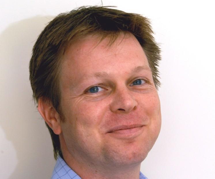 Jonathan Pearce, CEO of Adoption UK
