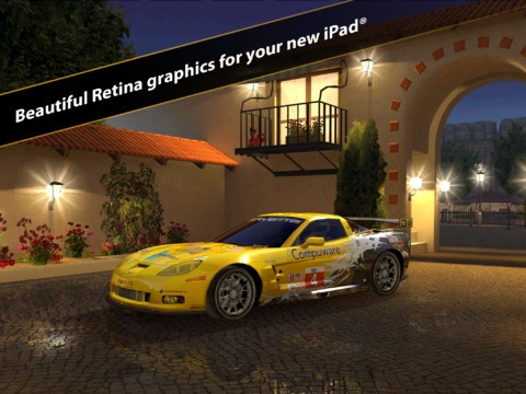 Real-Racing 2 HD