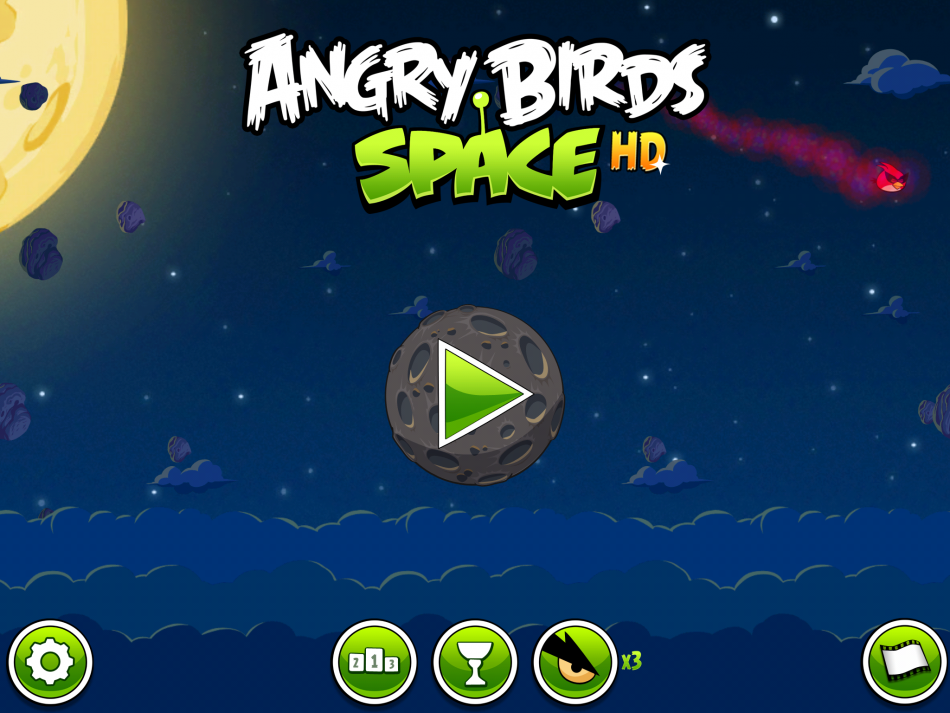 Angry Birds Space Takes Rovio Out of This World