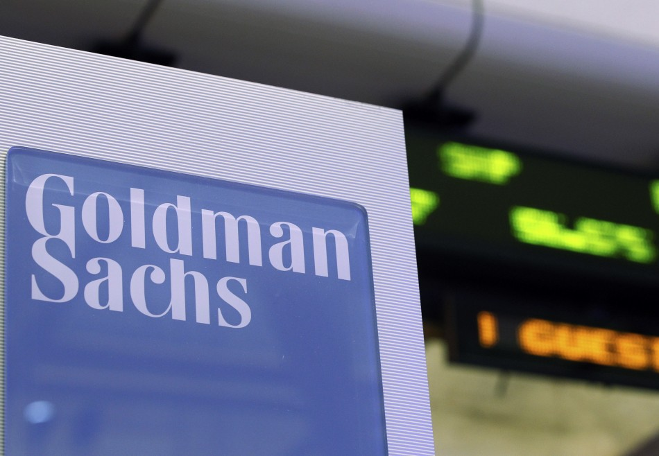 Goldman Logo