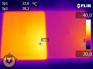 iPad overheating