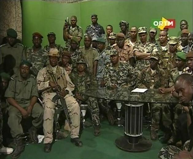 Mali Coup