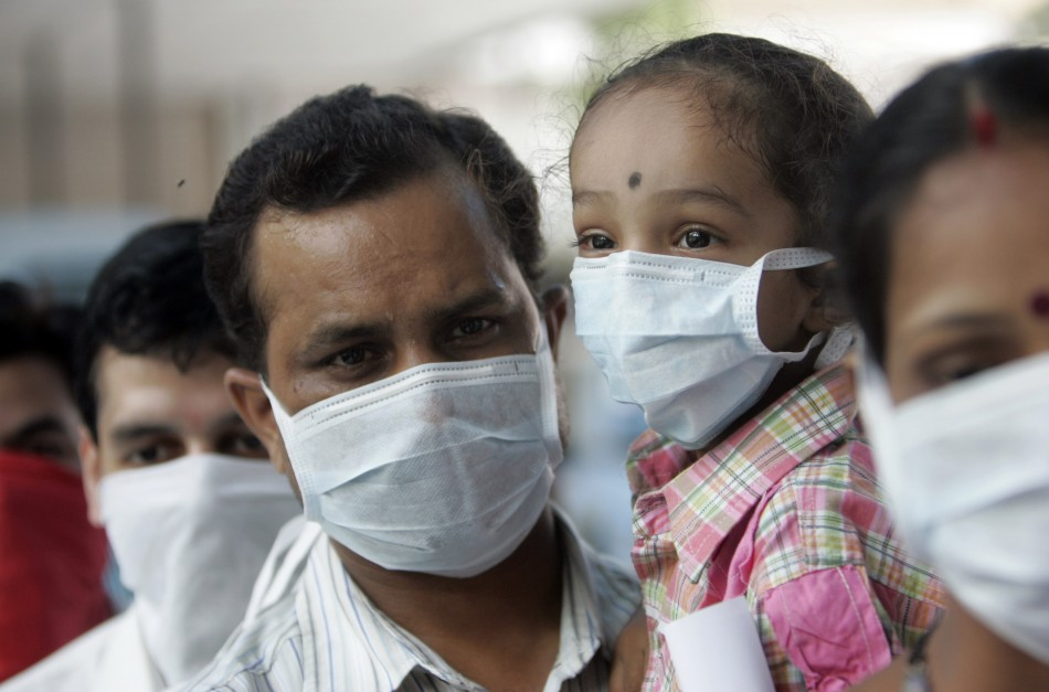 The swine flue outbreak has killed 12 people in India (Reuters)