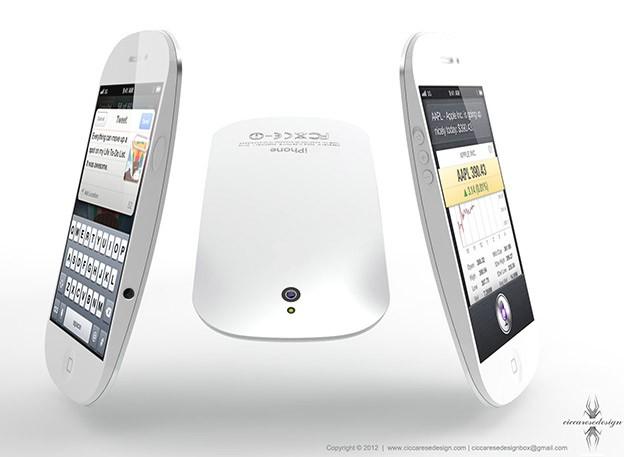 Apple iPhone 5 Top Concept Designs for the Next-Gen Smartphone PHOTOS