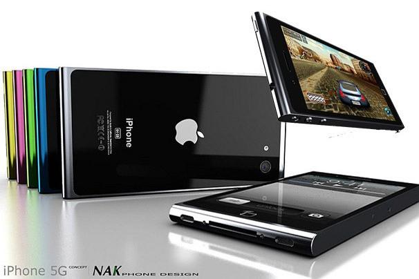 quotiPhone 5Gquot Concept - Design by NAK Studio