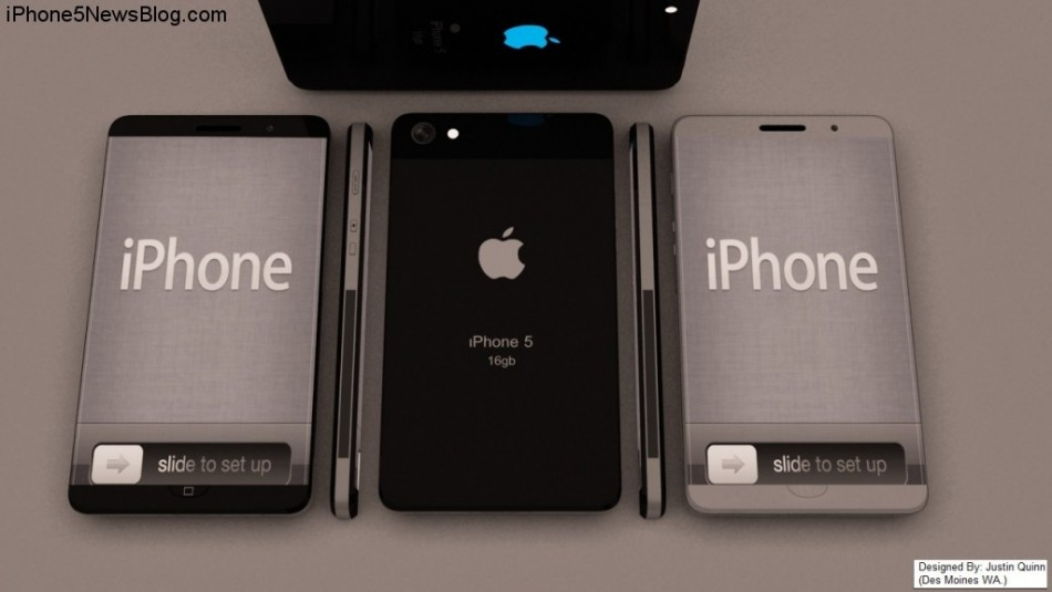Apple iPhone 5: Top Concept Designs for the Next-Gen Smartphone [PHOTOS]