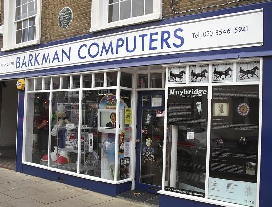 Barkman Computers
