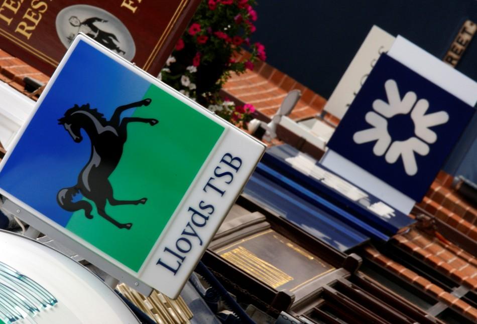 British Banks Logos