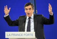 French Prime Minister, Francois Fillon.