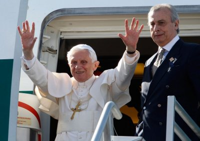 Pope Benedict Starts Six-Day Fight Against Drug Violence Tour