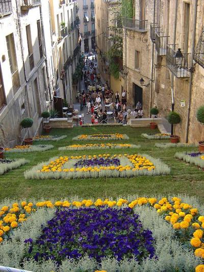 Temps de Flores, Spain