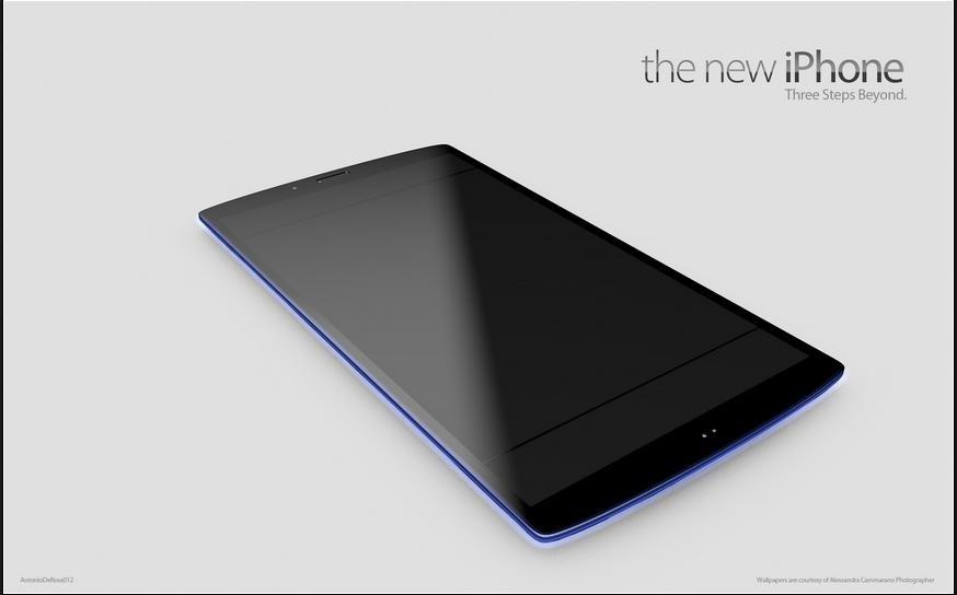 iPhone 5 Concept design by ADR Studio