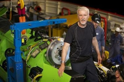 quotTitanicquot filmmaker James Cameron