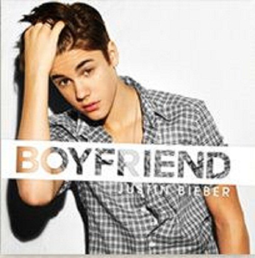 Justin Beiber's new single, 'Boyfriend,' goes on sale on Monday.