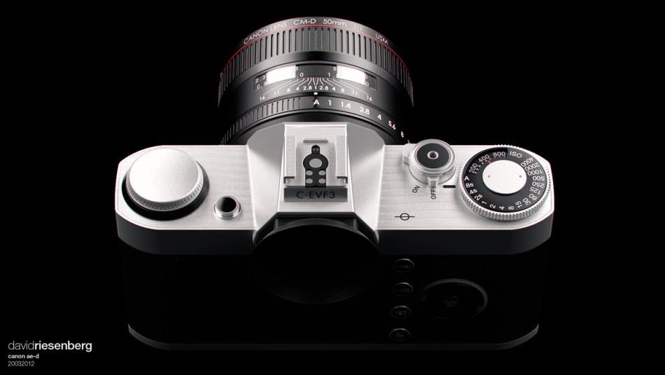 Canon Compact System Camera
