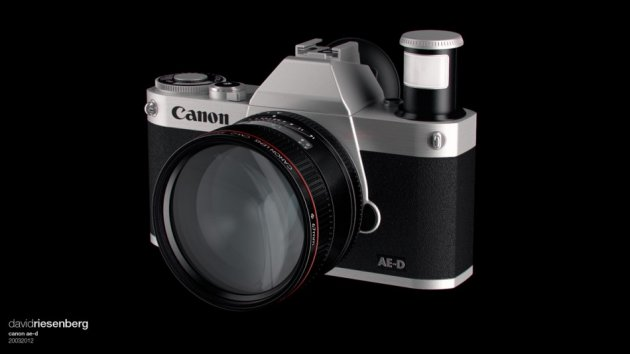 Canon Compact System Camera
